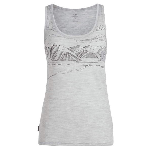Tech Lite Tank Coronet Peak Women
