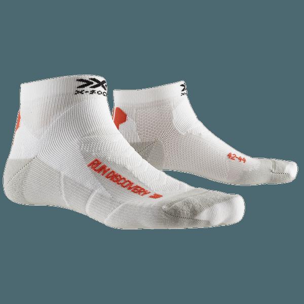 Run Discovery Socks Arctic White-Dolomite Grey