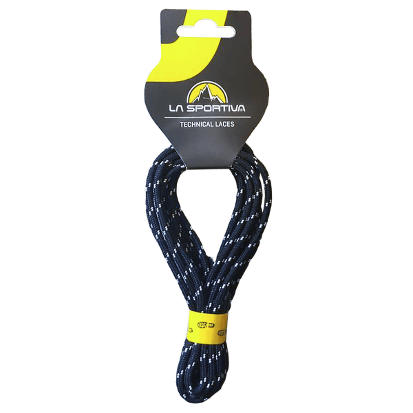 Mountain Trango Bootlace BLACK/WHITE