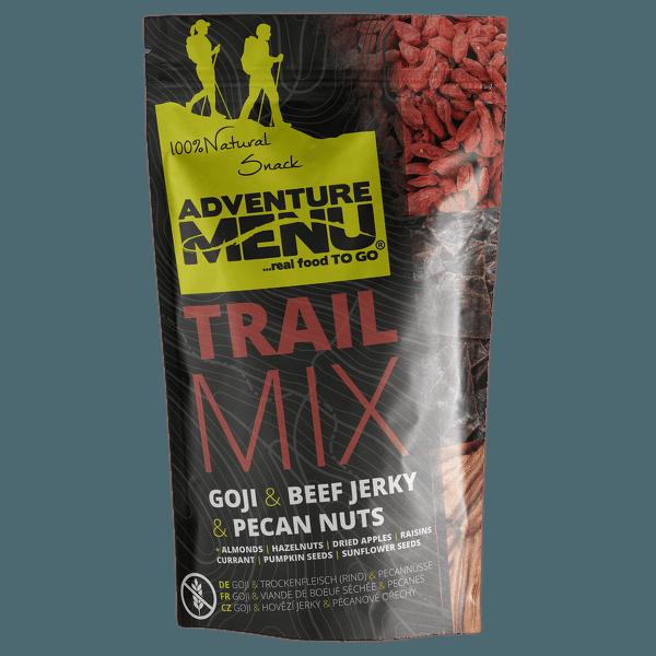 Trail mix hovězí, goja, pekanové ořechy