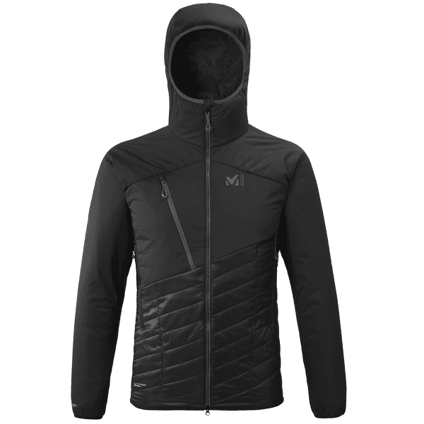 Elevation Airloft Hoodie Men BLACK - NOIR
