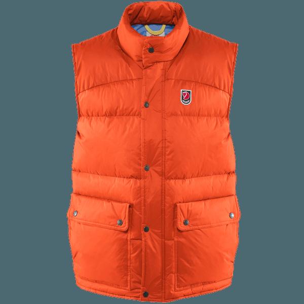 Expedition Down Lite Vest Men Flame Orange