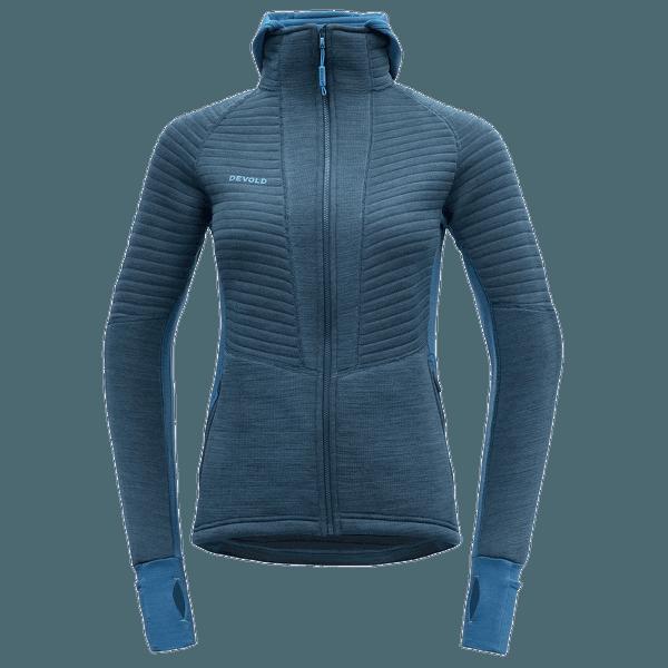 Tinden Spacer Jacket Women 258A Blue