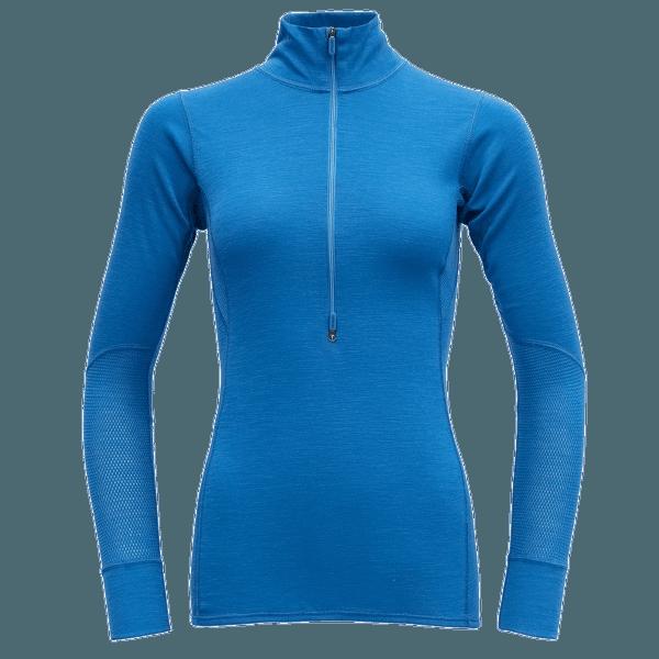 Wool Mesh Half Zip Neck Women (151-243) 291A Skydiver