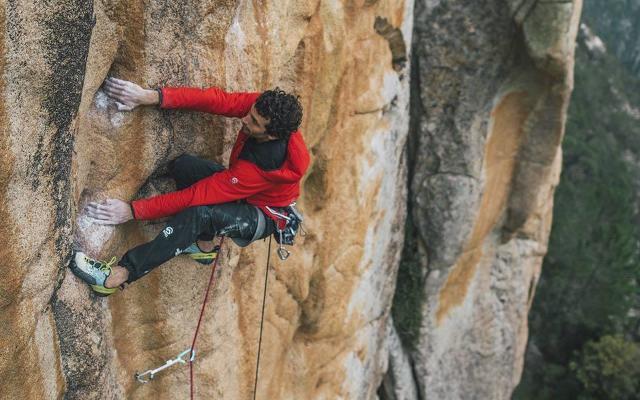 Pro skalní lezce a lezkyně