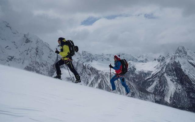 Pro vášnivé skialpinisty