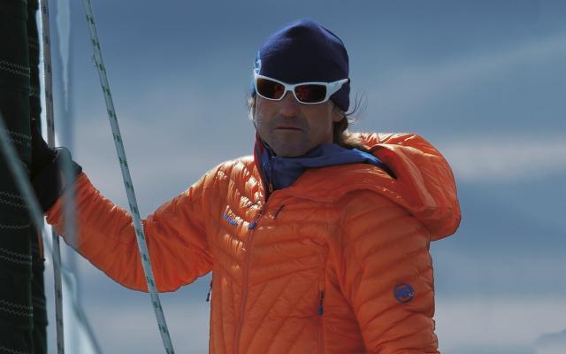 Marek Holeček, horolezec