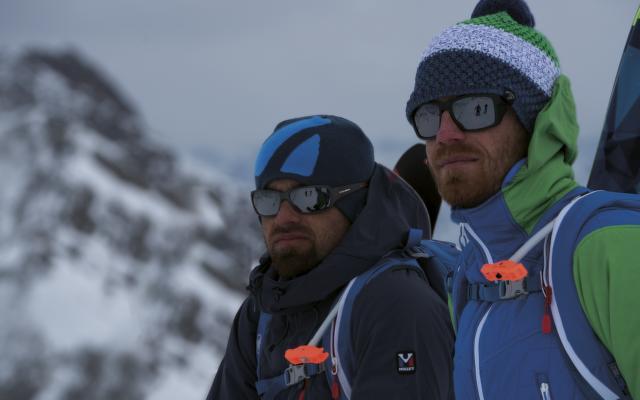 Jiří a Ondrej Švihálkovci, skialpinisti