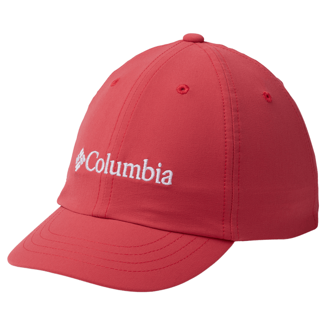 Youth Adjustable Ball Cap Red 634