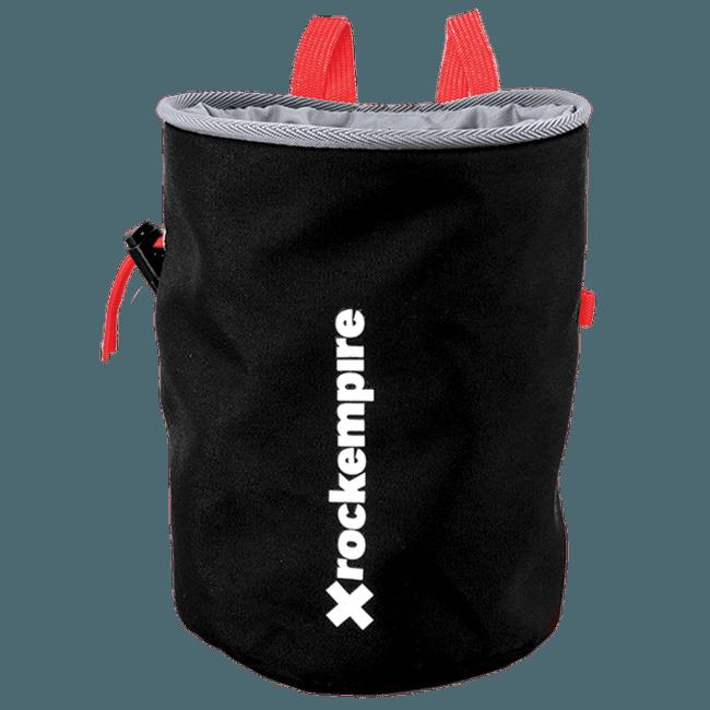 Chalk Bag Basic Black/Red
