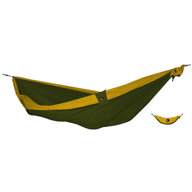 Double Moon Hammock(+Express Bag) army green/d.yellow