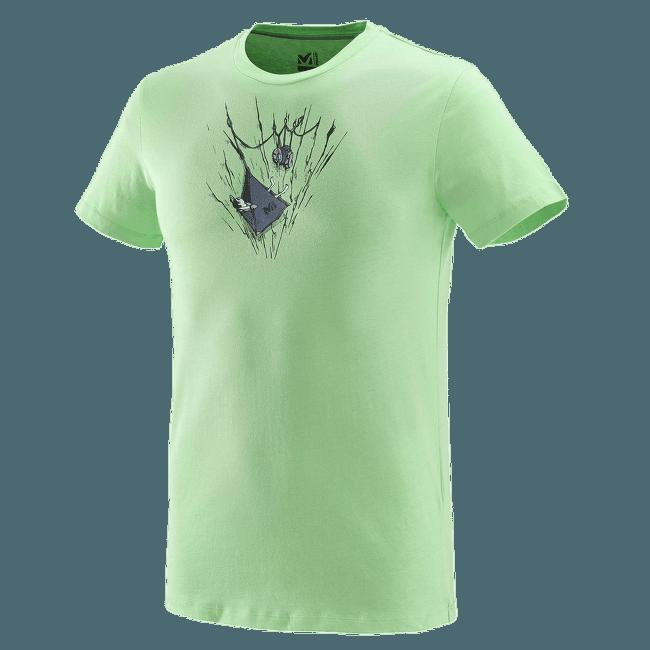 On The Ledge T-Shirt SS Men FLASH