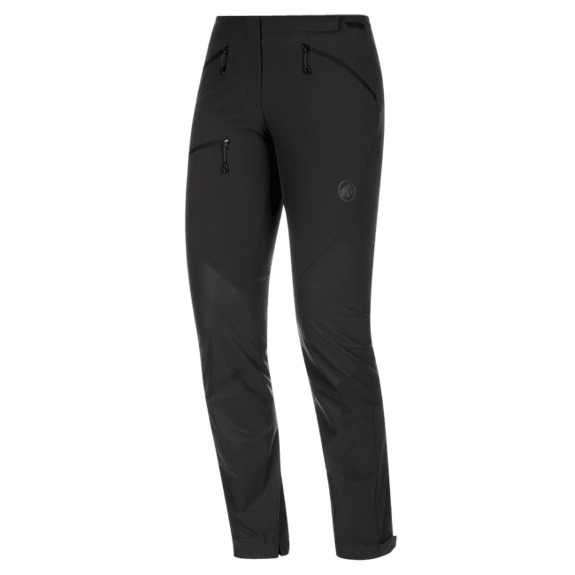 Courmayeur SO Pants Women black 0001