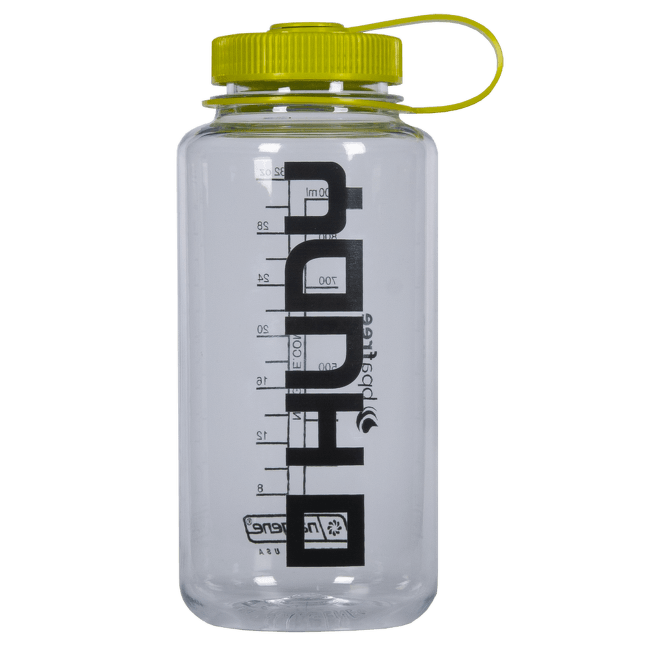 Wide Mouth HUDY 1000 ml Clear2178-2027