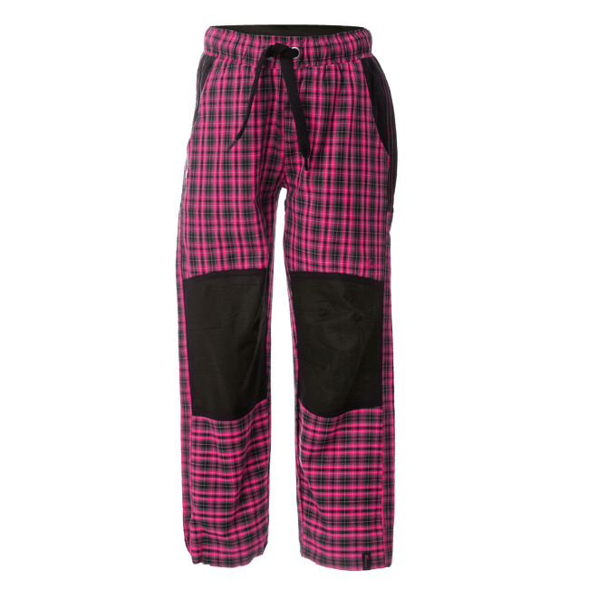 Fanda Pants Check pink
