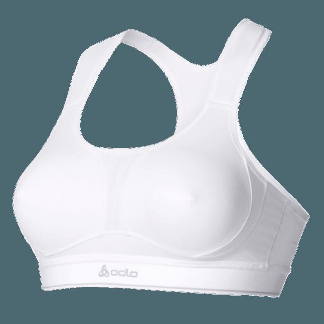 Sport Bra High Ultimate Women C Cup White