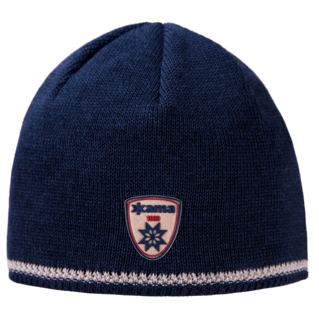 AW54 Windstopper Knitted Hat 108 navy