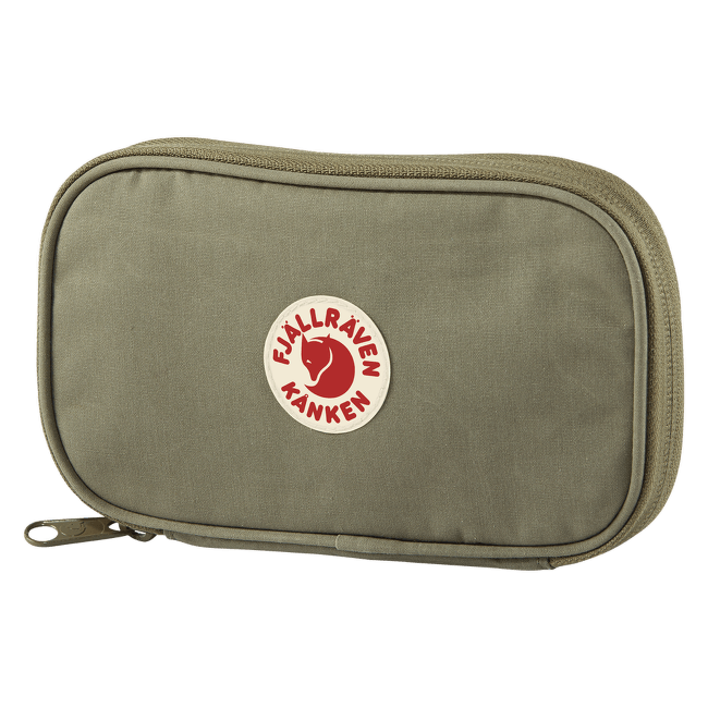 Kanken Travel Wallet Green