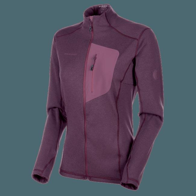 Aconcagua Light ML Jacket Women galaxy melange