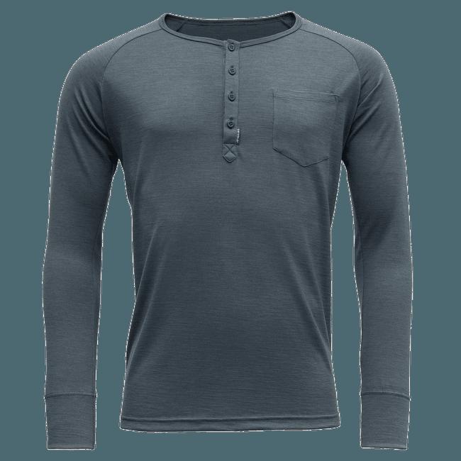 Hessa Man Button Shirt Turbulence