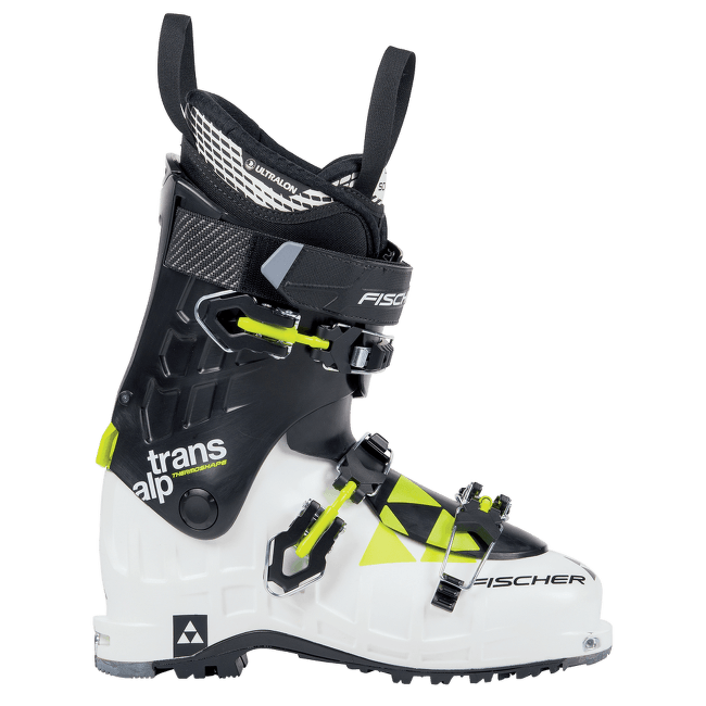 Transalp Thermoshape WHITE/BLACK/BLACK