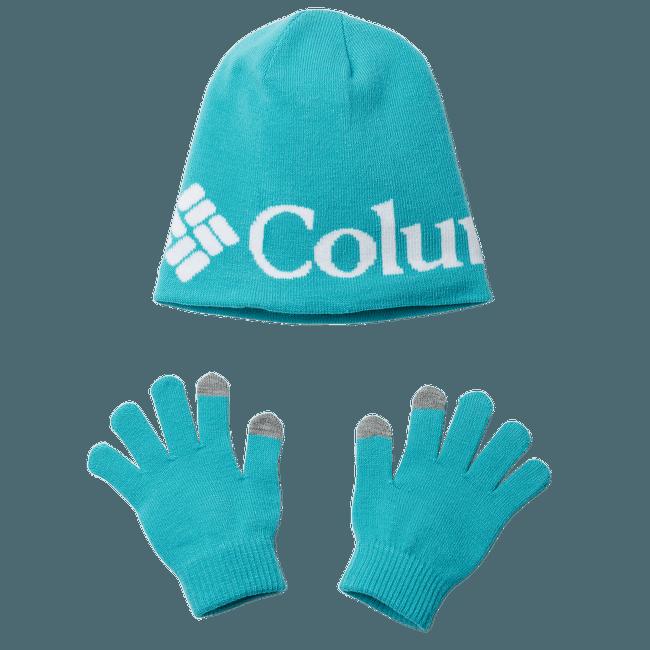 Youth Hat And Glove Set™ II Geyser 336