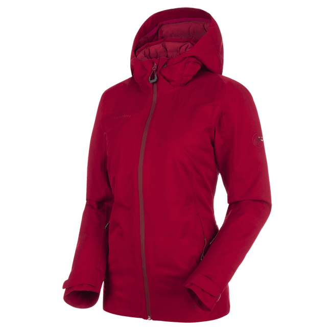 Stoney GTX Down Jacket Women 3490 beet