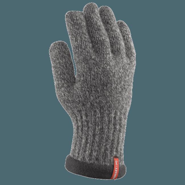 Wool Glove BLACK - NOIR