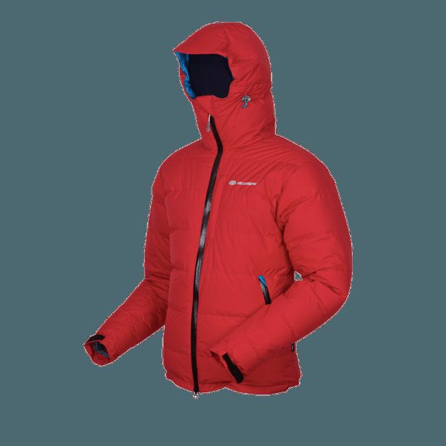Spire Jacket red