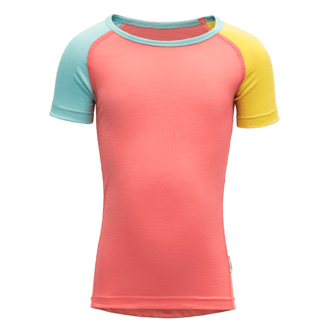 Breeze Kid Shirt Coral