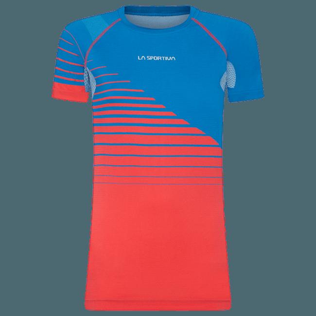 Escape T-Shirt Women Neptune/Hibiscus