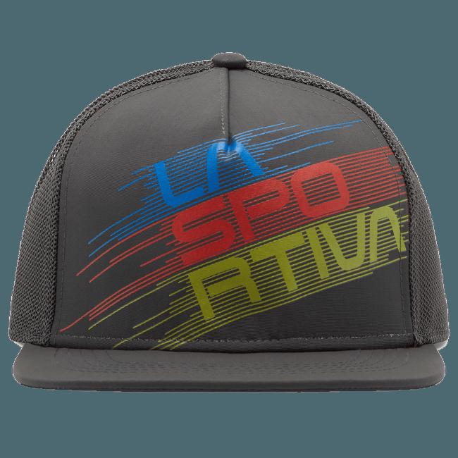 Trucker Hat Stripe Evo Carbon