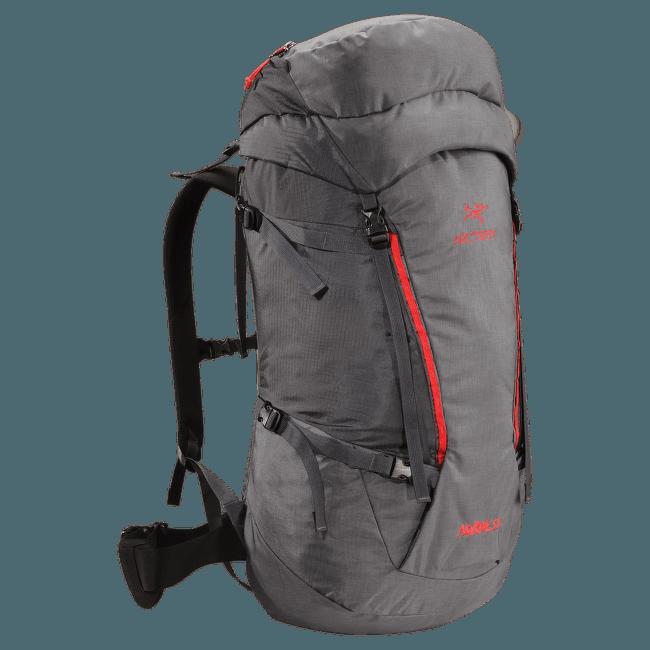 Nozone 55 Backpack Titanium