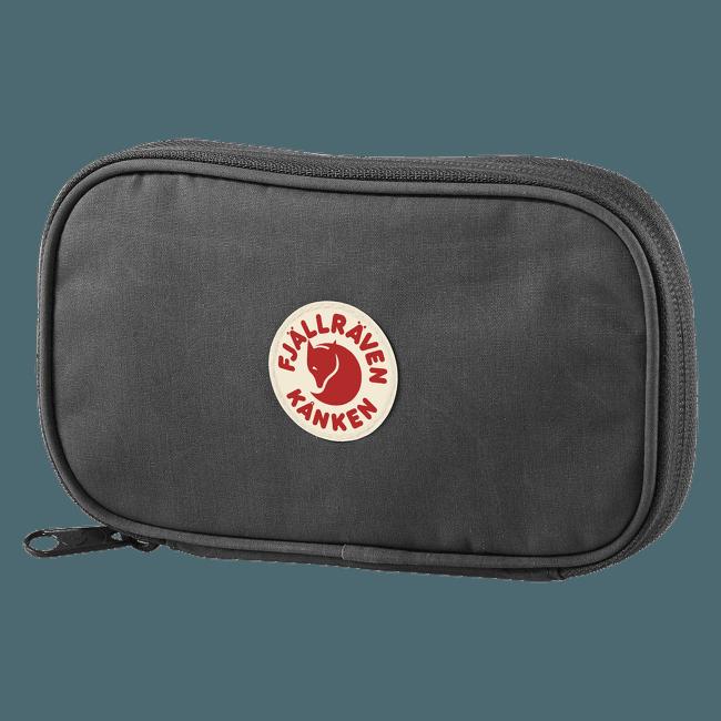 Kanken Travel Wallet Super Grey