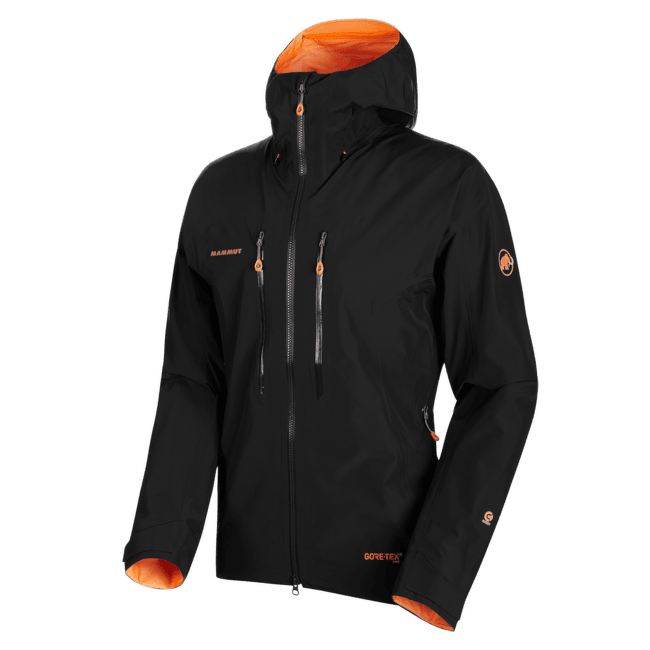 Nordwand Advanced HS Hooded Jacket Men (1010-26910) black 0001