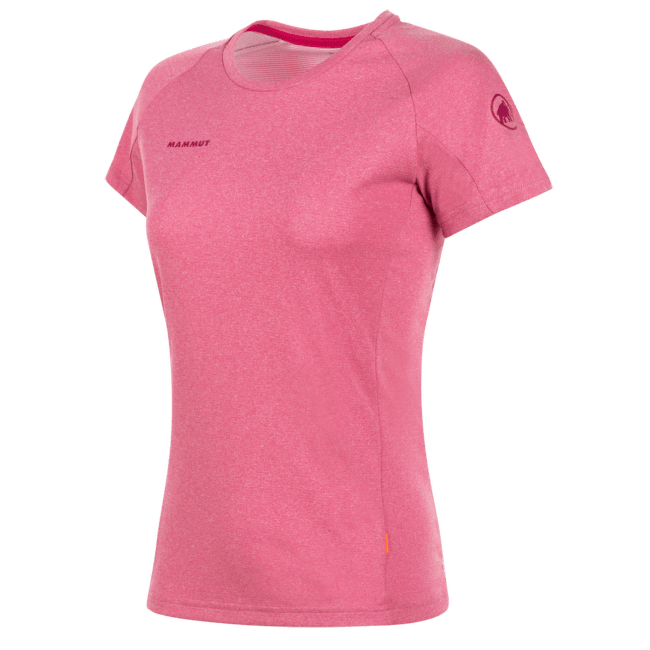 Aegility T-Shirt Women sundown melange 6363