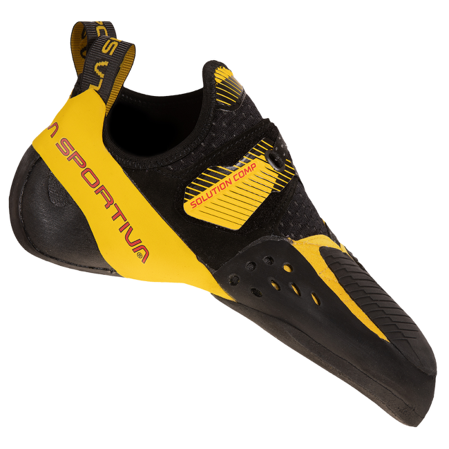 Solution Comp Black/Yellow 999100