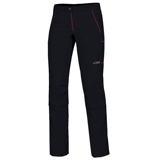 Sierra 5.0 Pant Women black/rose