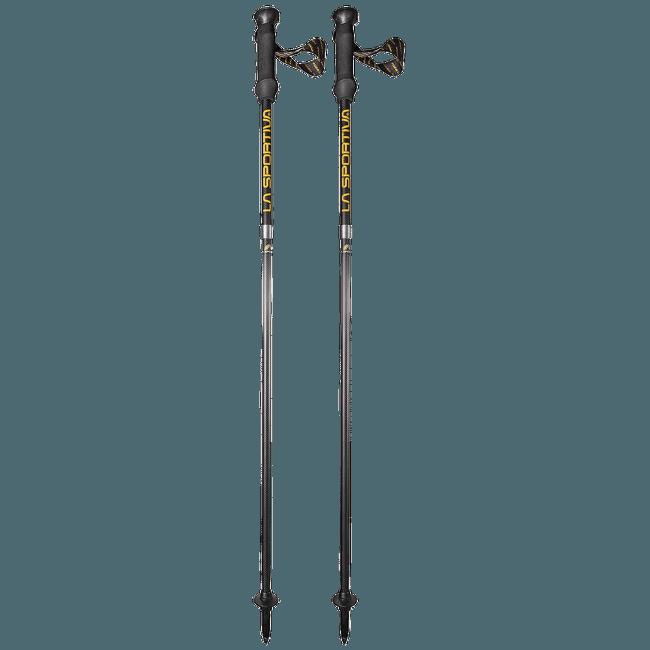 Trail Speed Carbon Poles BLACK
