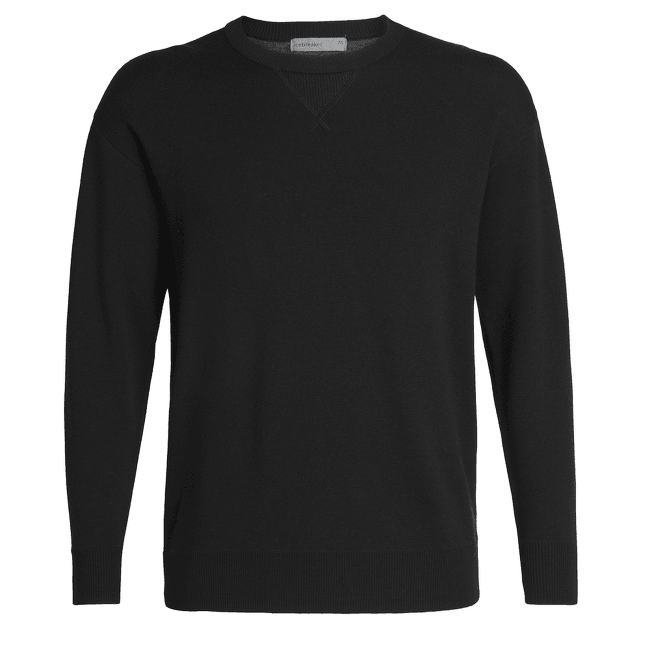 Carrigan Reversible Sweater Sweatshirt Men Black