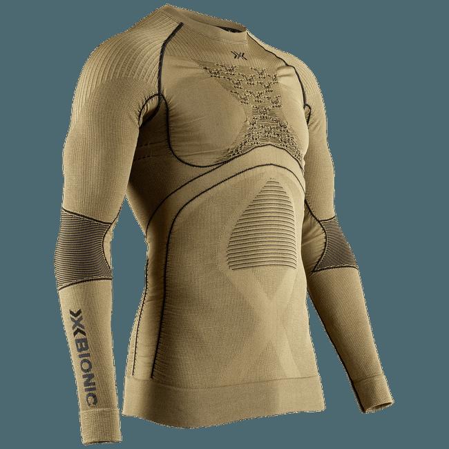 Radiactor 4.0 Shirt Round Neck Men GOLD/BLACK