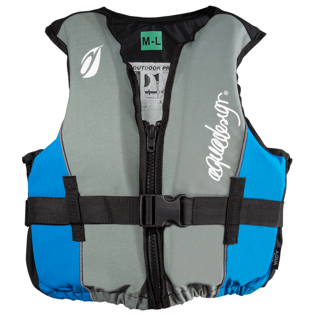 Záchranná vesta Outdoor PRO 70N BLUE/GRAY
