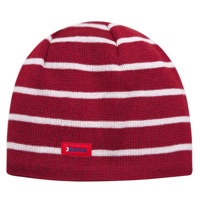 A77 Knitted Hat red