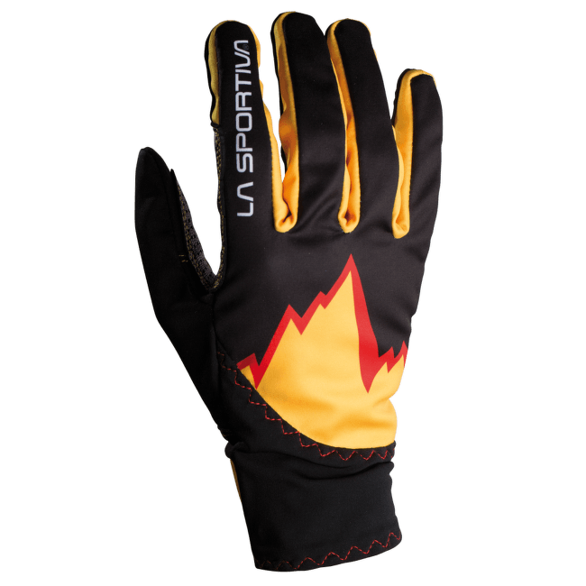 Syborg Gloves Black/Yellow