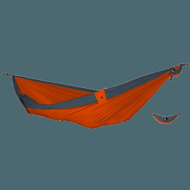 Double Moon Hammock(+Express Bag) orange/d.grey