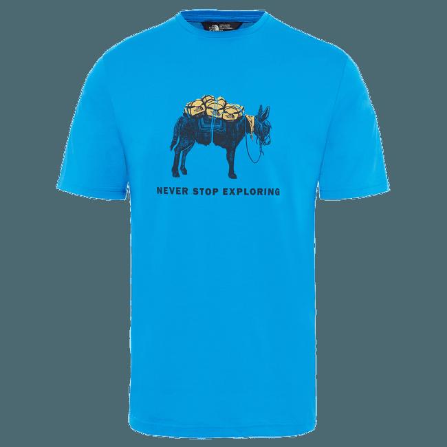 Tansa Tee Men BOMBER BLUE/URBAN NAVY