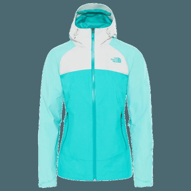 Stratos Jacket Women (CMJ0) ION BLUE/MINT BLU/TIN GRY