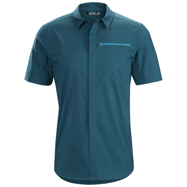 Kaslo Shirt SS Men