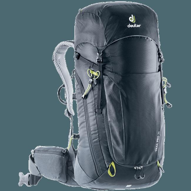 Trail Pro 36 black-graphite