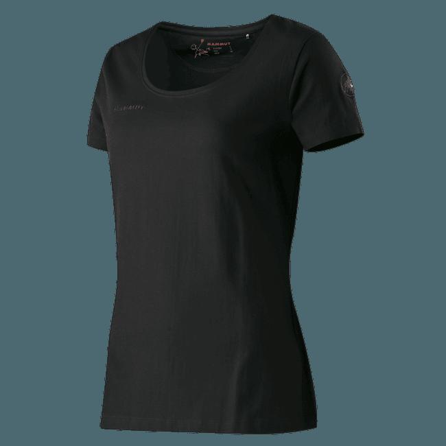 Mammut Logo T-Shirt Women (1041-06540) black 0001